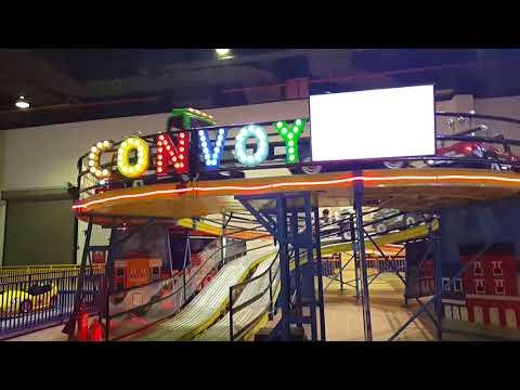 GavDrew fun in Doha: Convoy @ Gondolania, Villagio with friends