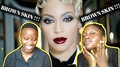 Africans(Ugandans REACT TO) Beyonće - Brown Skin Girl ft. Wizkid, Blue Ivy Carter & SAINT JHN//KQ