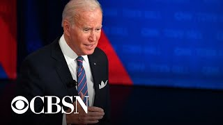President Biden signals openness to elimination of filibuster