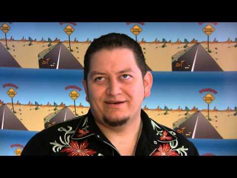 Raymond Orta Interview by Stephen Bigilen