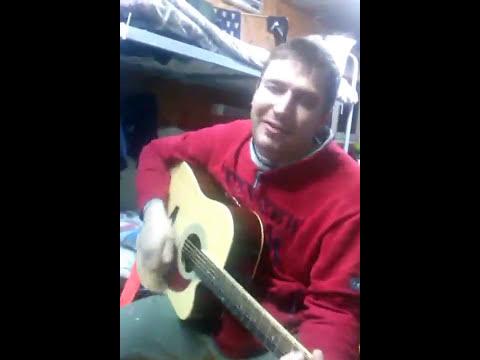 Красивая песня про вахту под гитару