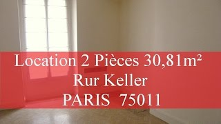 Appartement location 2 Pieces 31m² Bastille, Ack feeling *18* Mp3