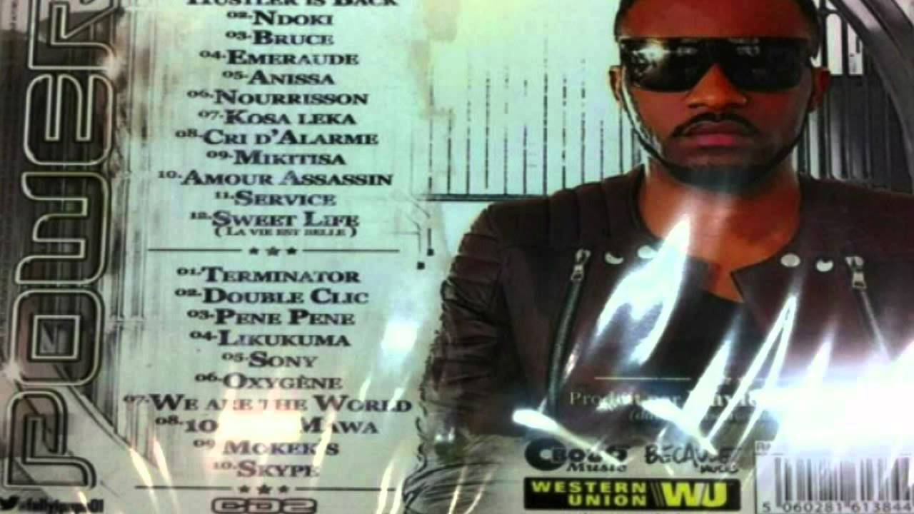 music fally ipupa amour assassin