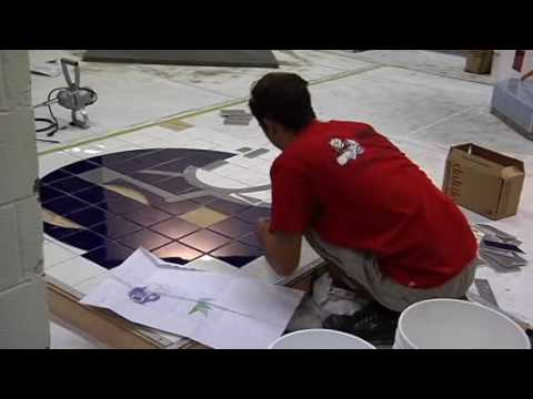 Aussie Rules In Wall And Floor Tiling Youtube