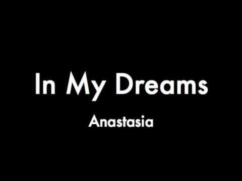 In My Dreams - Piano Track (Anastasia)