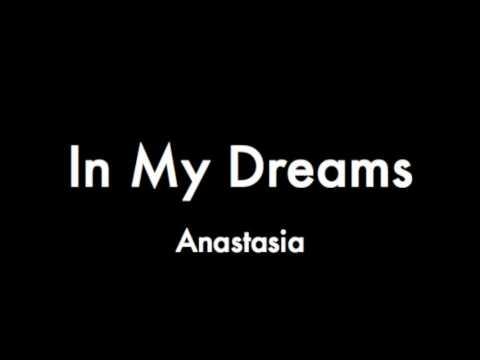In My Dreams - Piano Track (Anastasia)