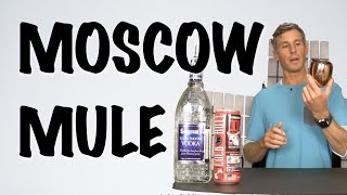 how to make a moscow mule with whiskey
