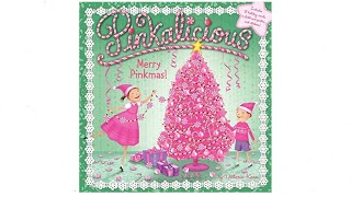 Pinkalicious Merry Pinkmas! – Read Aloud Books for Toddlers, Kids and Children