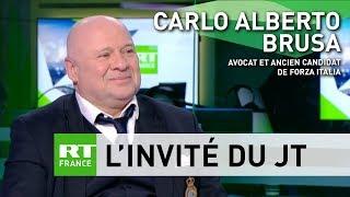 Paris-Rome : «Aujourd'hui nous avons une rupture politique majeure»