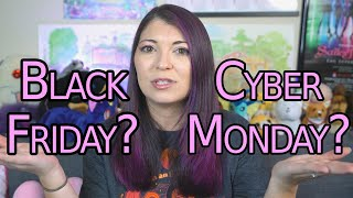 Black Friday Vs. Cyber Monday: Which Day Bags The Best Deals? - Techmas!