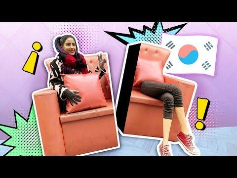 7 STRANGE THINGS TO DO IN SOUTH KOREA, SOEUL/ POLINESIOS VLOGS