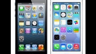 أفضل الطرق لأخذ نسخة للايفون وتحديثه للنظام الجديد iOS 7
