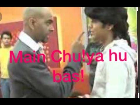 Oversmart Raghu Ram insulted by a True Aam Aadmi in Goa
