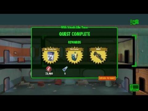 Fallout Shelter Hardest Quest