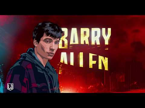 Liga da Justiça - Barry Allen é o Flash (leg) [HD]