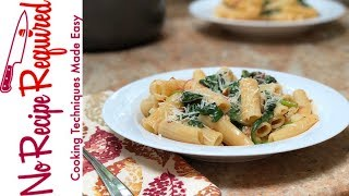 Review of Dinnerly's Spinach Pesto Pasta - NoRecipeRequired.com