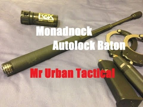 Monadnock Autolock Baton Review