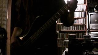 KAMELOT - The Zodiac Bass Cover