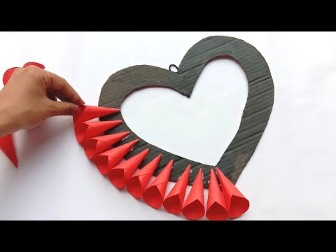 Wall hanging craft ideas | Wall hanging | Paper craft | Paper craft wall hanging | paper crafts