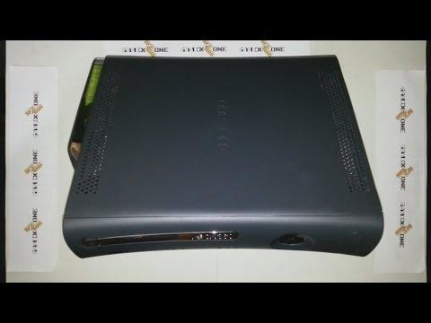 Cómo abrir XBOX360 (FAT)