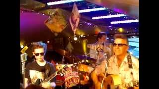 The Swamp Shakers - @ Rockabilly House, Riga - Rock Around The Clock