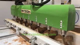 Palestine High Performance 4Axis 3D CNC Router for Classic Europe Style Wood Furniture Carving
