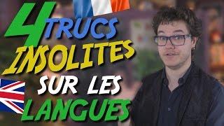 CHRIS : 4 Trucs Insolites Sur Les Langues