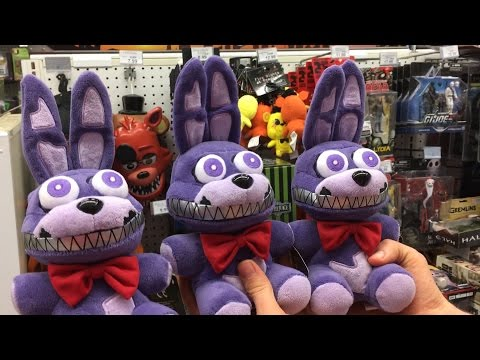 We found Nightmare Bonnie and Mangle!!