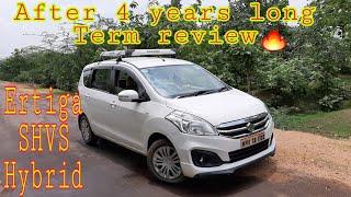 Maruti Suzuki Ertiga Long Term Review   Car Wheels