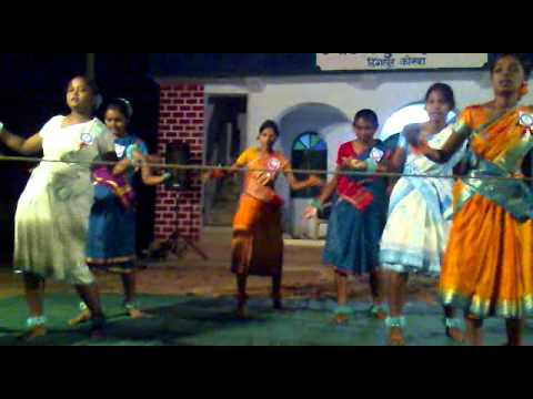 DANCE ON MOR YESHU PHOOL JAISAN SUNDAR