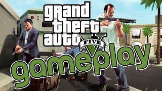 GTA V PC - Graphisme et braquage, le point sur PC [Gameplay Commenté]