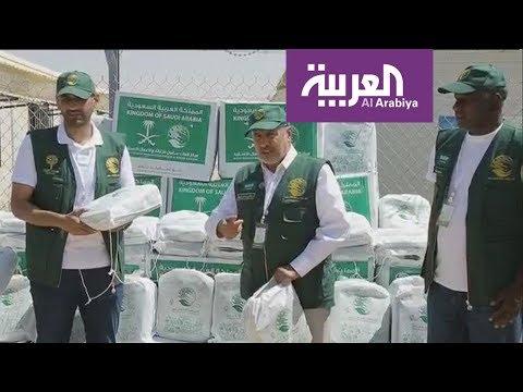 مركز الملك سلمان يؤّمن احتياجات اللاجئين في مخيم الزعتري  - 22:53-2018 / 9 / 17