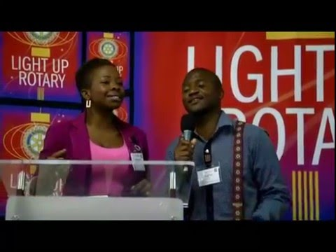 Rotary Song   Come and join us as we Light up Rotary