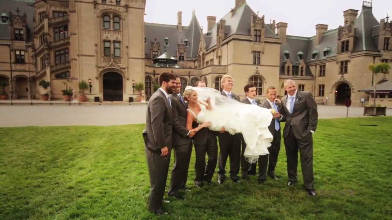 Ashley Wedding Film June 9 2017 Biltmore Estate Asheville Nc You