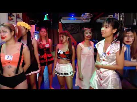 Lust on soi 6 ladies in Pattaya, Thailand Live Stream! 18/04/2021
