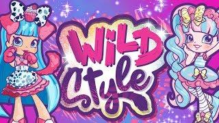 Topik i Topcia 🐾  NOWOŚĆ! Shopkins Wild Style 🐾