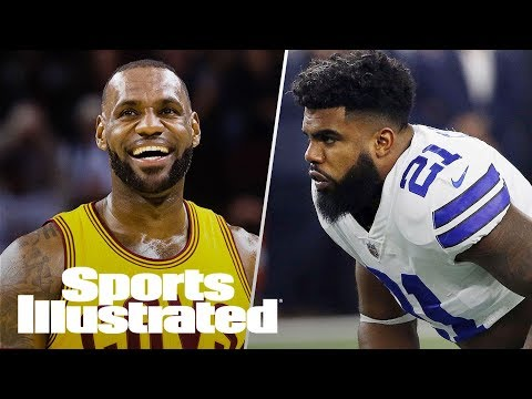 Cowboys Struggle Without Zeke, LeBron's Shot At Phil Jackson | SI NOW | Sports Illustrated