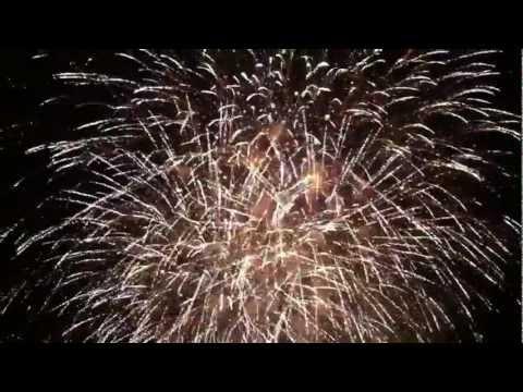 Happy New Year 2011/2012 Melbourne Australia Fireworks