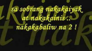 Repeat youtube video Pagmamahal Sayo by Curse One ( lyrics )