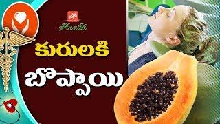 జుట్టు ఆరోగ్యానికి బొప్పాయి | Benefits of Papaya for Hair Growth | Tips for Hair | YOYO TV Health