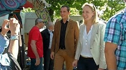 Le Pontet: Marion Maréchal-Le Pen et Christian Estrosi s'invitent dans la campagne