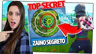 New POWER SECRET ZAINO with REAL VITTORY 2 vs SQUAD - Fortnite Ita