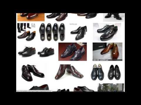 ナリ式革靴転売最低限覚えて欲しい 革靴の各名称