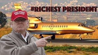 डोनाल्ड ट्रम्प और उनके शौक    10 Most Expensive Things Donald Trump Owns