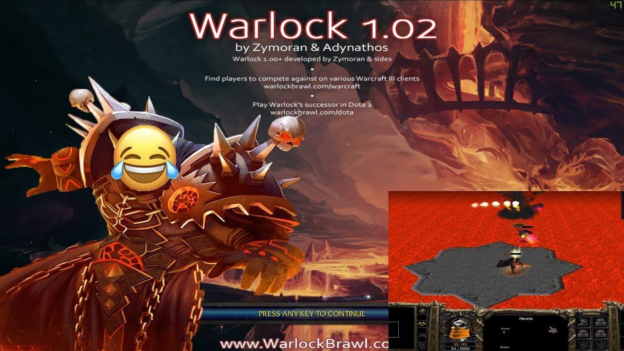 Warcraft 3 WARLOCK 1 02 FUN GAME - PRICE RAGEQUIT