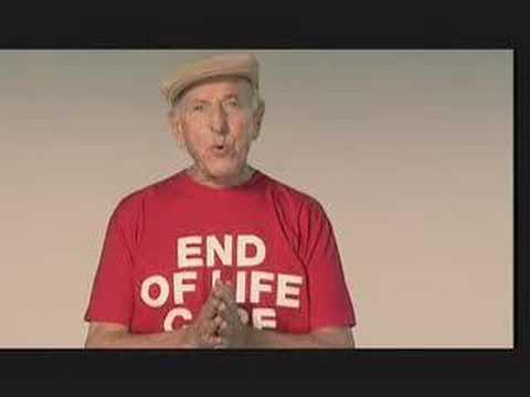 """Jack Klugman"" :30 End Of Life Care"