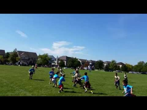 DKB Flag Football Game 09262015-1