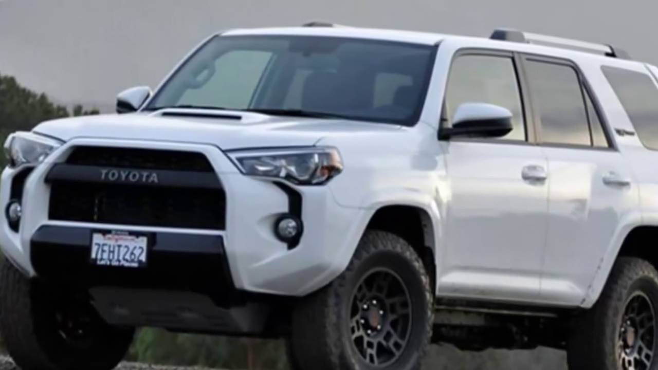2018 Toyota 4runner Redesign 2017 Best Suvs