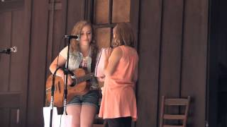 Banana Pudding Song By Molly Yates- Laurel Bloomery Youth Talent Expo, Otfc 24 Aug 2013