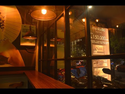 My Studio Hotel Surabaya, The Capsule Hotel for Backpackers
